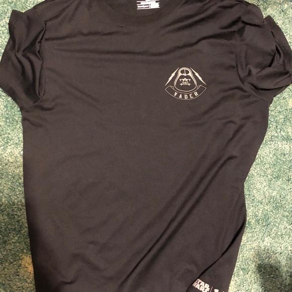 dieta Rezumar hogar  Under Armour Shirts | Mens Under Armour Darth Vader Dri Fit Shirt | Poshmark